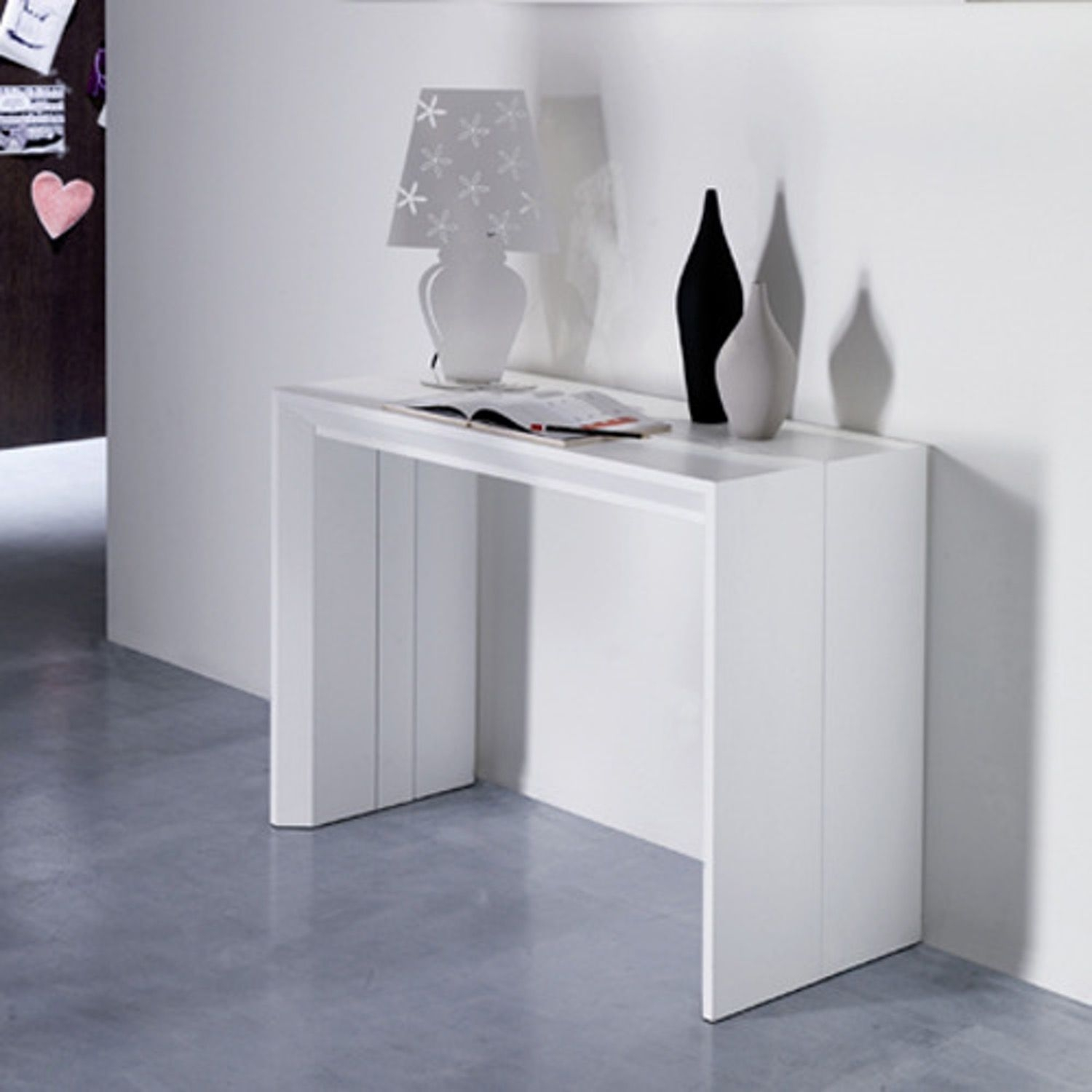 Modern white console table Mirror Set Modern White Console Table Foter White High Gloss Console Table Ideas On Foter