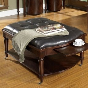Morgan Coffee Table with Cushion