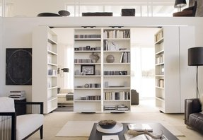 Movable Bookshelves