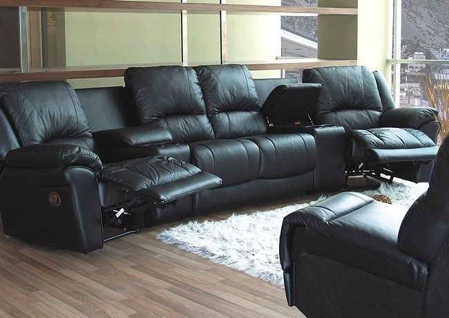 Delicieux Movie Room Couches