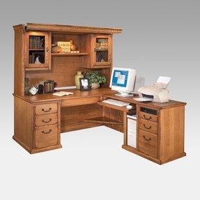 Prime Oak L Shaped Desk Ideas On Foter Home Interior And Landscaping Ponolsignezvosmurscom