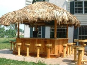 Outdoor patio bars for sale 1