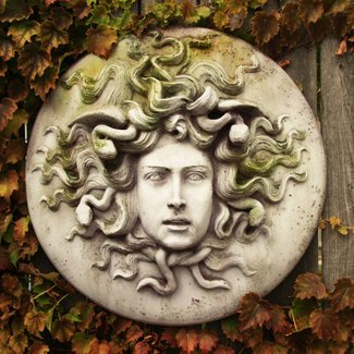 Outdoor wall plaques 16