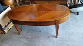 Oval coffee tables for sale 22