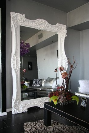 of bedroom mirrors floor sets standing inspirational oversized best mirror ideas for awesome