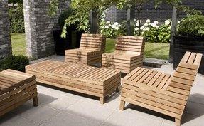 Reclaimed Garden Furniture Rustic teak outdoor furniture foter reclaimed teak garden furniture workwithnaturefo