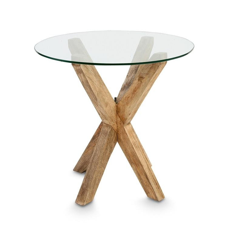 Round Coffee Tables With Glass Top 4