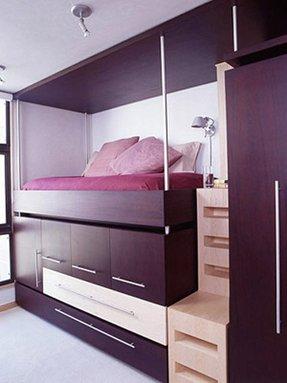 Sleep And Study Loft Bed Plans