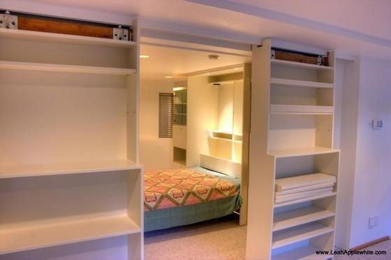 Exceptionnel Sliding Hidden Bookcase Door