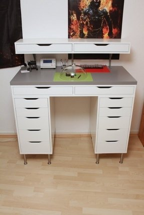 Small Desk With Drawer Foter