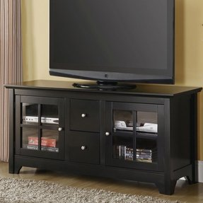 unusual solid wood media cabinet. Solid wood tv unit Wood Tv Stands  Foter