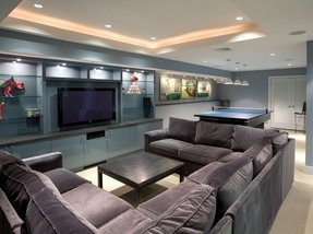 Home Theater Sectional Sofas Ideas On Foter
