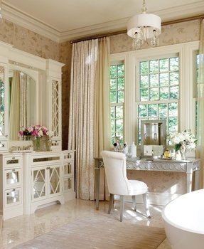 Vanity chairs for bathroom