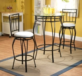 Wrought Iron Pub Tables - Ideas on Foter