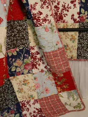 Floral Patchwork Quilts Ideas On Foter