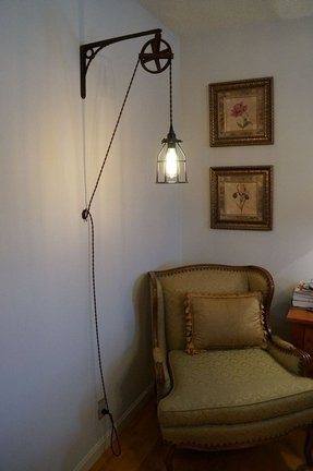 Wall Mounted Table Lamp