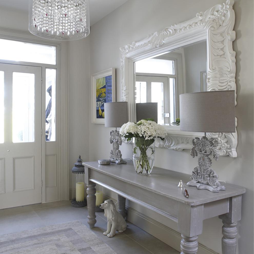 White High Gloss Table Top