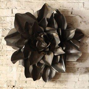 Wire Flowers Wall Art