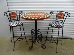 Wrought iron pub tables & Wrought Iron Pub Tables - Foter
