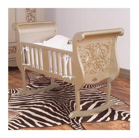 Crib Sleigh Bed Foter
