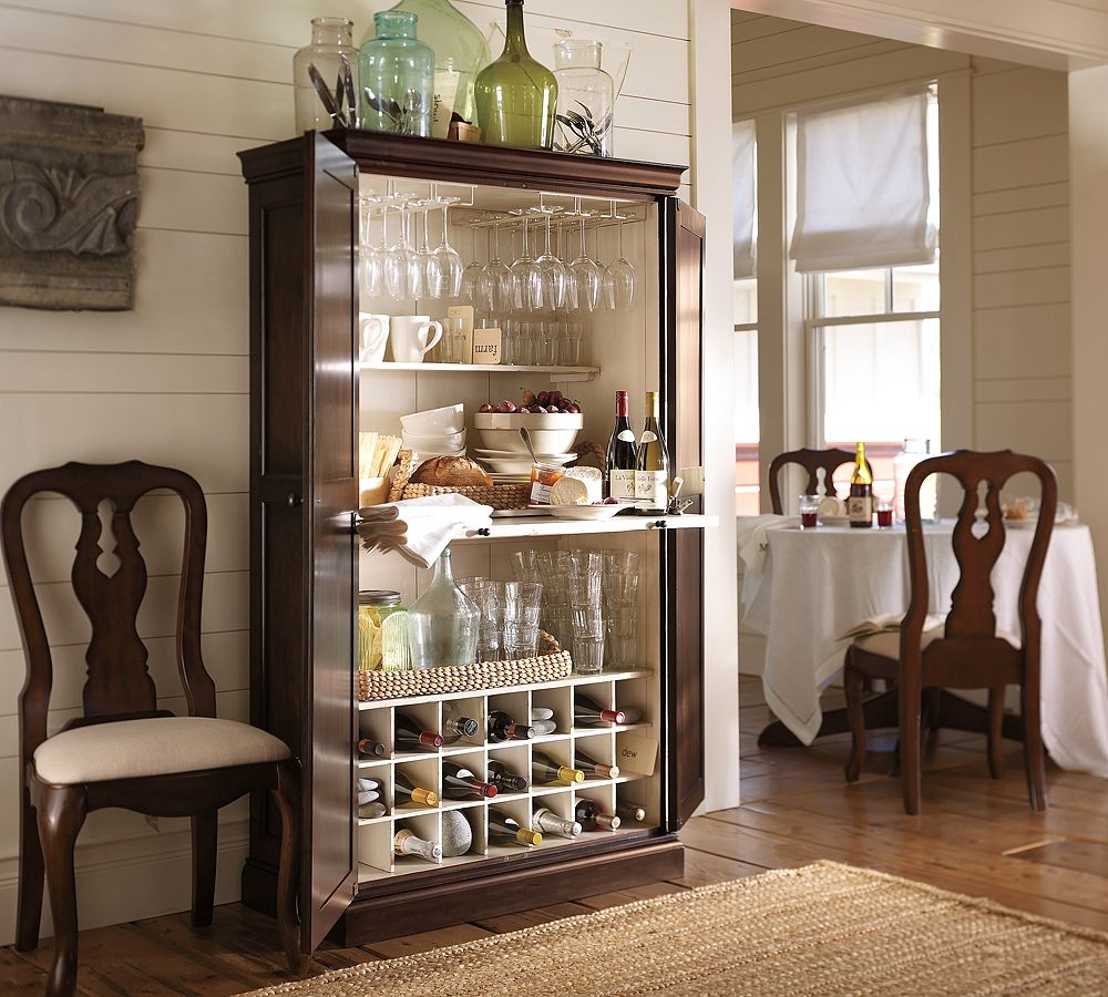 Beau Bar Cabinets For Sale 2