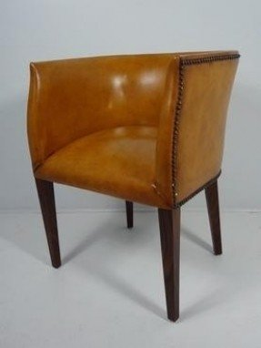 Upholstered Barrel Back Chairs   Ideas On Foter