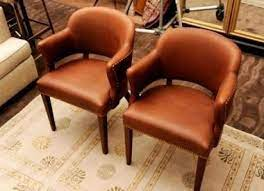Barrel Back Chairs 4