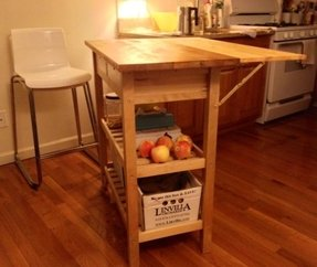 Big lots kitchen cart