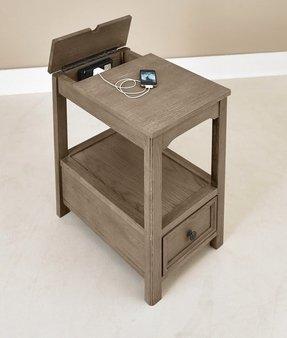 Oak Chairside Table Foter