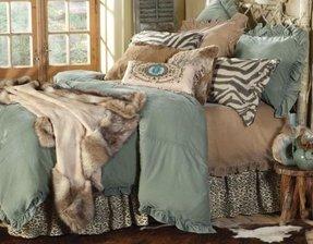 Zebra And Cheetah Print Bedding - Foter
