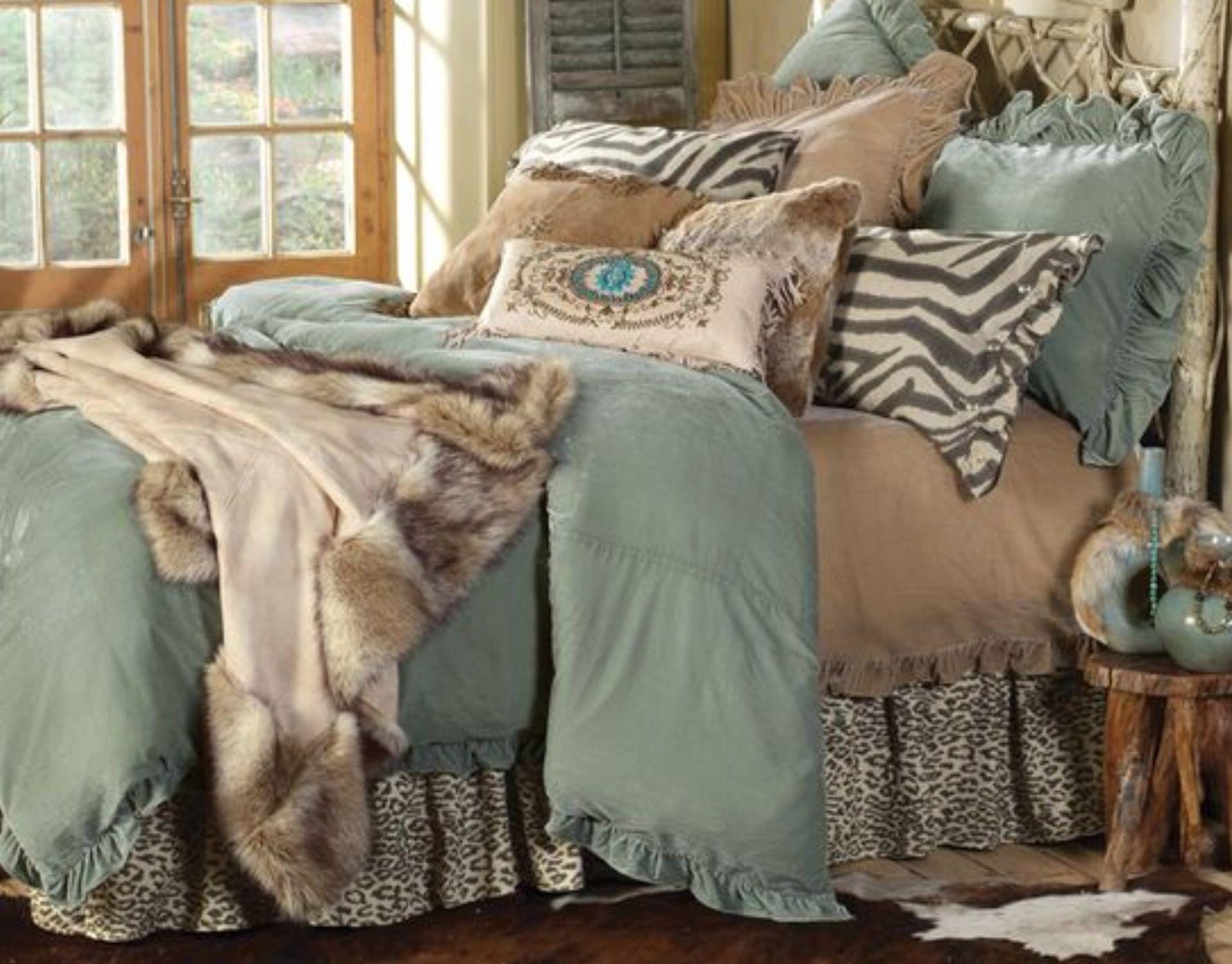 Cheetah Bedroom Sets