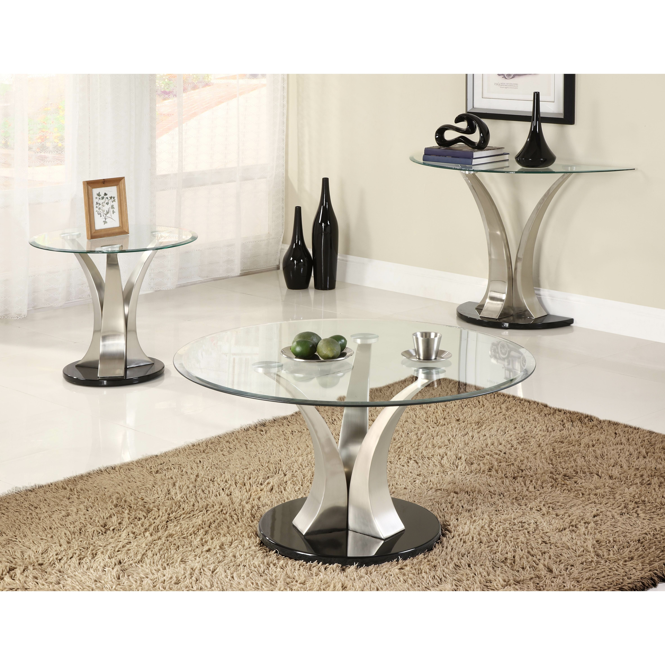Coffee Table Bases