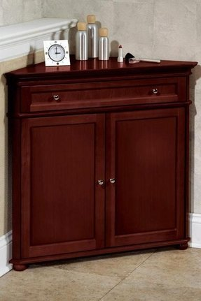 Corner Tv Cabinets With Doors - Foter