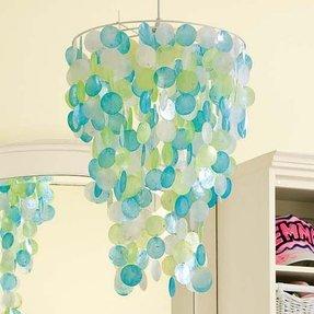 Chandelier for kids room foter diy party chandelier chandeliers for kids room aloadofball Gallery