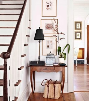 Entryway Console Table Ideas