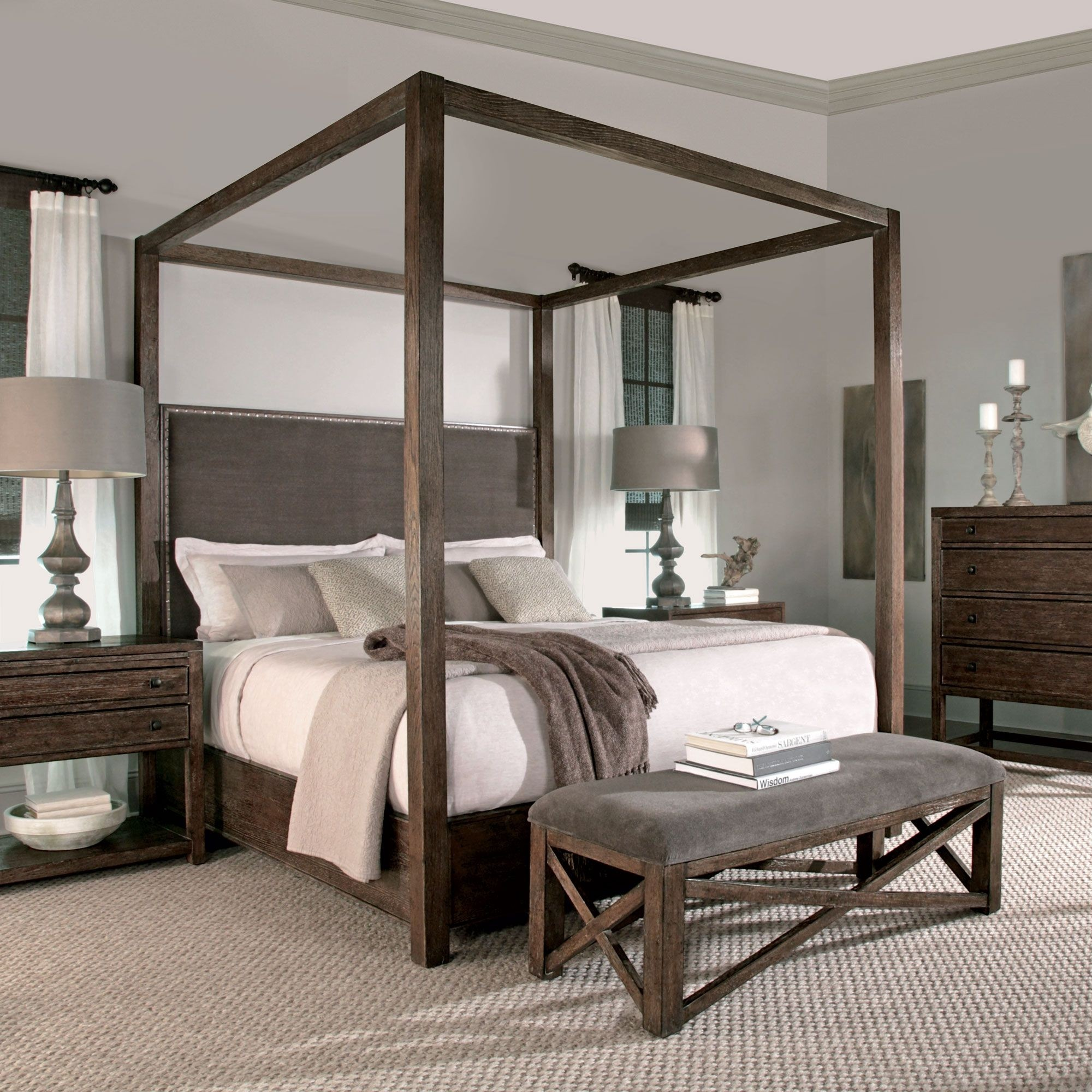 Exceptionnel Four Poster Bedroom Sets 8