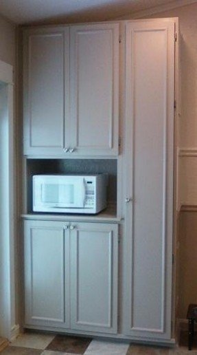 Charmant Freestanding Pantry Cabinet Ikea