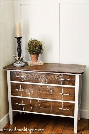 Hand Painted Chest Of Drawers Ideas