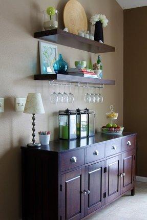 Hanging Wine Cabinet