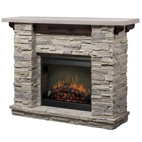 How to make an electric fireplace