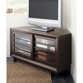 Industrial Corner Tv Stand