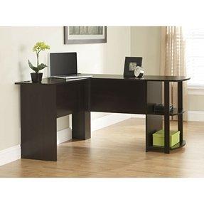L Shaped Computer Desk With Storage Foter