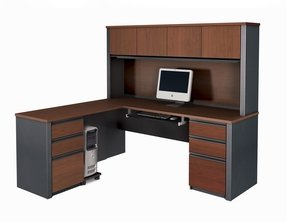 L Shaped Computer Desk With Storage Ideas On Foter