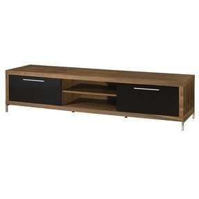 Low profile tv console