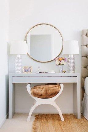 Off White Makeup Vanity. Modern makeup vanity table Makeup Vanity Table  Foter