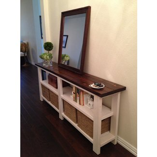 new styles 0bb3b be14b Narrow Console Table With Storage - Ideas on Foter