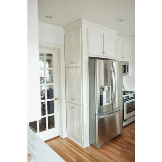 Narrow Pantry Cabinet Ideas On Foter