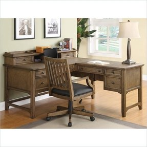 chairs raw desk voi overhead shaped contemporary hon with hutch l