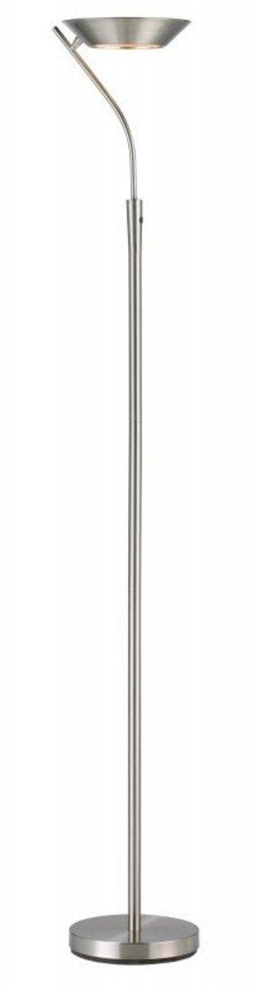 Saturn LED Torchiere Floor Lamp
