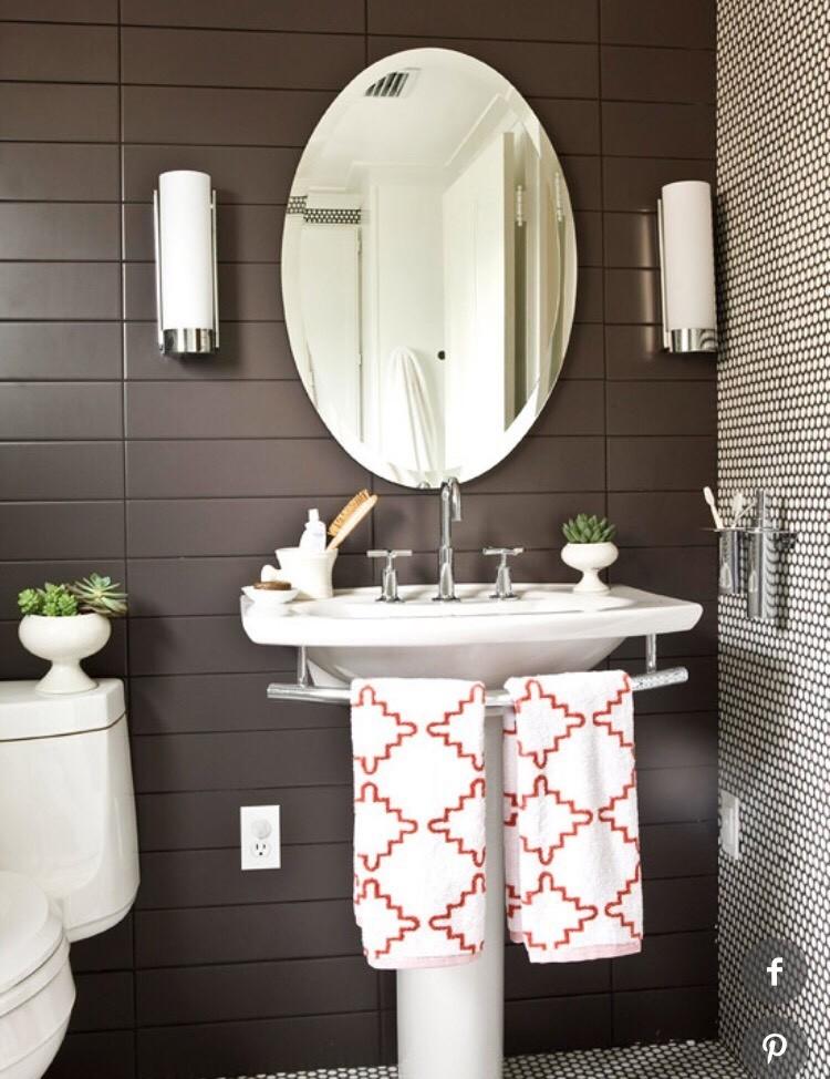 Small Bathroom Pedestal Sinks